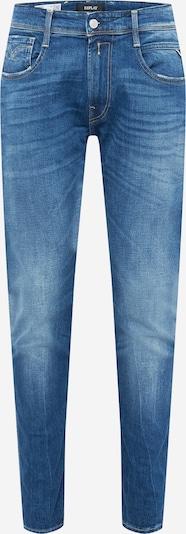 Jeans 'ANBASS' REPLAY pe denim albastru: Privire frontală