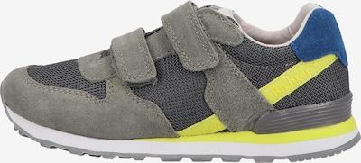 RICHTER Sneaker in blau / grau / anthrazit, Produktansicht