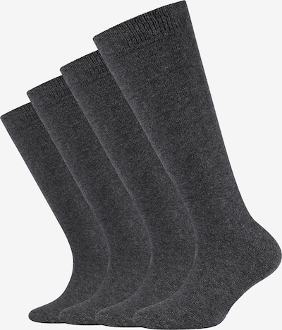 camano Socken in anthrazit, Produktansicht