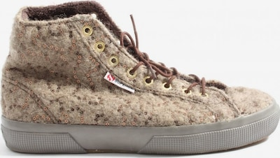 SUPERGA Sneakers & Trainers in 39 in Bronze / Wool white, Item view