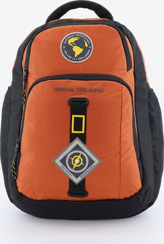 National Geographic Rucksack in Orange