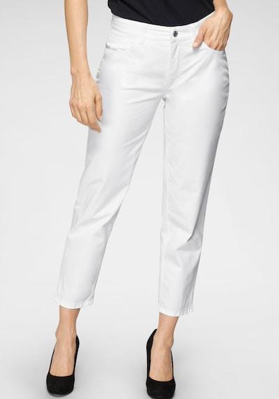 MAC Jeans in weiß, Modelansicht