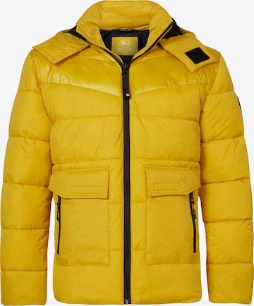 Veste mi-saison Petrol Industries en jaune