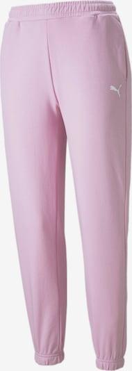 PUMA Sweatpants in pink, Produktansicht