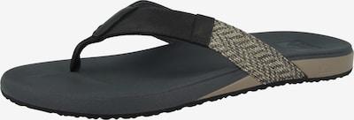 REEF Strand-/badschoen 'Cushion Bounce Phantom SE' in de kleur Bruin / Zwart, Productweergave
