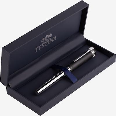 FESTINA Festina Kugelschreiber in schwarz / silber, Produktansicht