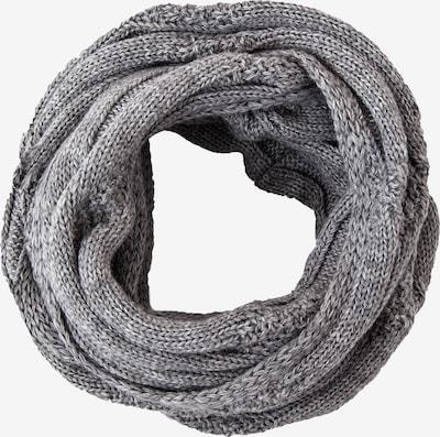 Finn Flare Loop-Schal in graumeliert, Produktansicht