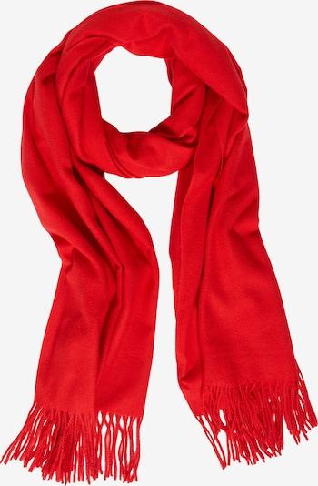 STREET ONE Schal in rot, Produktansicht