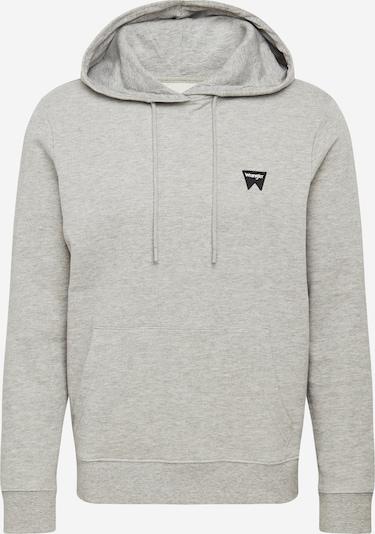 WRANGLER Sweatshirt in grau, Produktansicht
