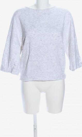 MOSS COPENHAGEN Oversized Pullover in XS in hellgrau, Produktansicht