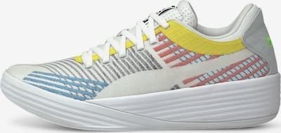 PUMA Chaussure de sport en mélange de couleurs / blanc naturel, Vue avec produit