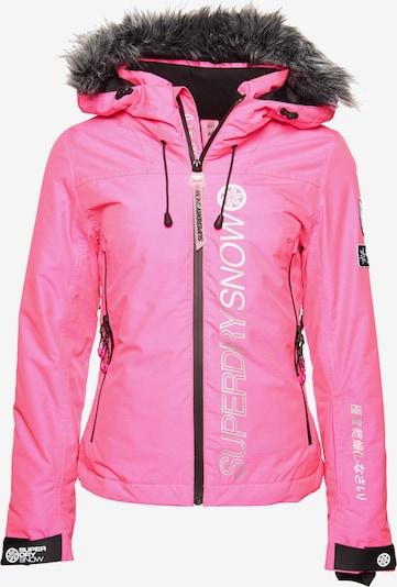 Superdry Winterjas in de kleur Pink, Productweergave