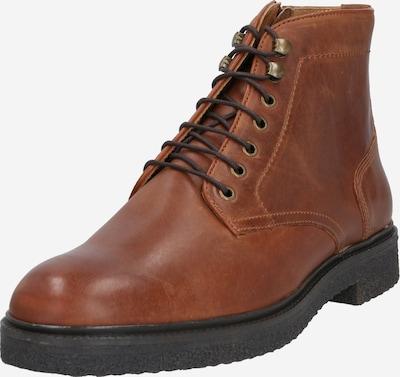Hudson London Čizme na vezanje 'Jennings' u smeđa, Pregled proizvoda