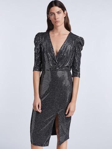 SET Cocktail Dress in Black