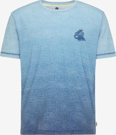 PIONEER Shirt in de kleur Lichtblauw / Donkerblauw, Productweergave