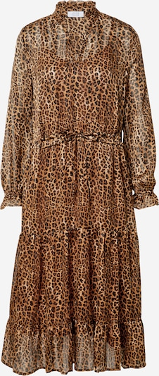 Love & Divine Kleid in beige / braun, Produktansicht