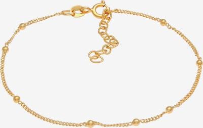 ELLI Armband 'Kugel' in gold, Produktansicht