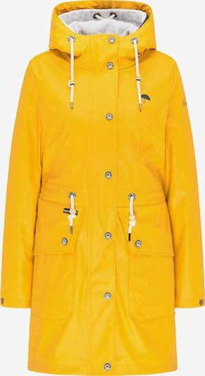 Schmuddelwedda Mantel in gelb, Produktansicht