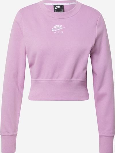 Nike Sportswear Sweatshirt in lila, Produktansicht
