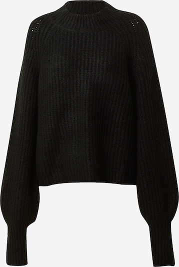 Funky Buddha Sweater in Black, Item view