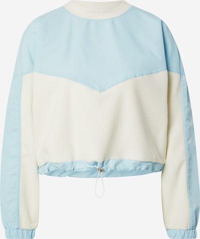 Pimkie Sweatshirt in beige / hellblau, Produktansicht