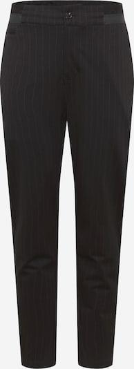 Pantaloni 'GALFOS' Calvin Klein Jeans pe negru / alb, Vizualizare produs