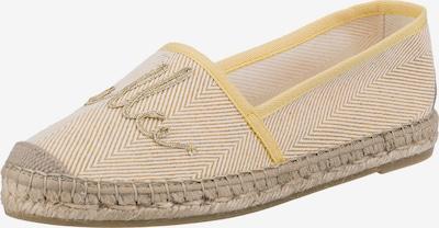 Vidorreta Schuh in beige / gelb / weiß, Produktansicht