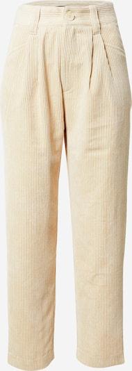 Gina Tricot Pantalon à pince 'Ebba' en beige, Vue avec produit