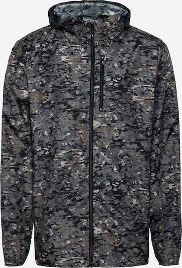 minimum Přechodná bunda 'Salzer' - hnědá / khaki / černá, Produkt