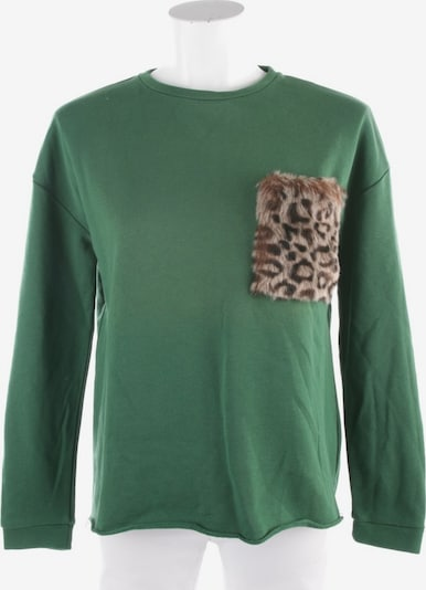 Rich & Royal Sweatshirt / Sweatjacke in S in grün, Produktansicht