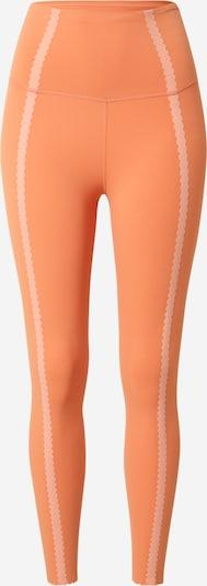NIKE Sporthose in orange / pfirsich, Produktansicht