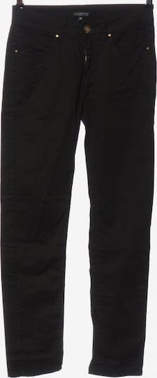 Vestino Röhrenhose in S in schwarz, Produktansicht