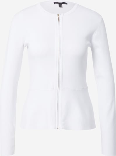 Esprit Collection Knit cardigan in off white, Item view