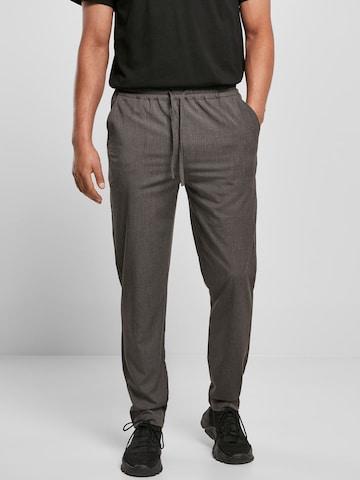 Urban Classics Trousers in Grey