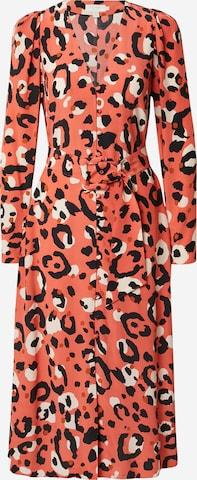 Ted BakerKošulja haljina 'Isbeil' - narančasta boja