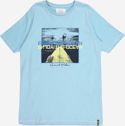 STACCATO Majica u plava / svijetloplava / tamno plava / žuta, Pregled proizvoda