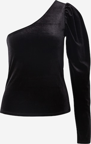 Gina Tricot Shirt in Black