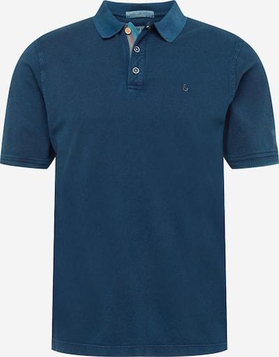 COLOURS & SONS T-Shirt 'JOHAN' en bleu foncé, Vue avec produit