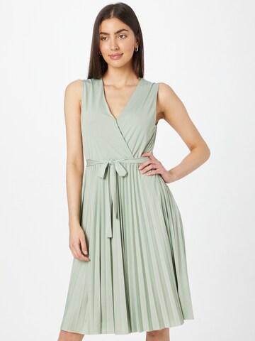Rochie de seară 'Anja' de la ABOUT YOU pe verde