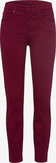 BRAX Jeans 'Ana' in weinrot, Produktansicht