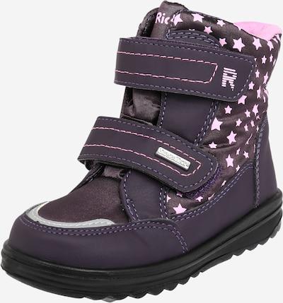 RICHTER Snowboots 'Tecbuk' in lila / aubergine, Produktansicht
