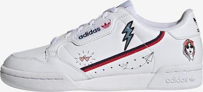 ADIDAS ORIGINALS Zapatillas deportivas 'Continental 80' en mezcla de colores / blanco, Vista del producto