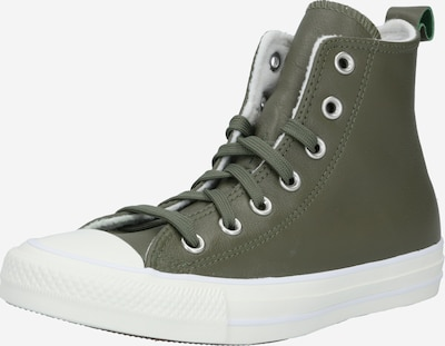 CONVERSE Sneaker 'All Star' in oliv, Produktansicht