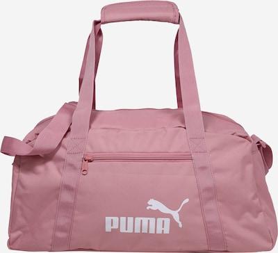 PUMA Bolsa de deporte 'Phase' en rosa / blanco, Vista del producto