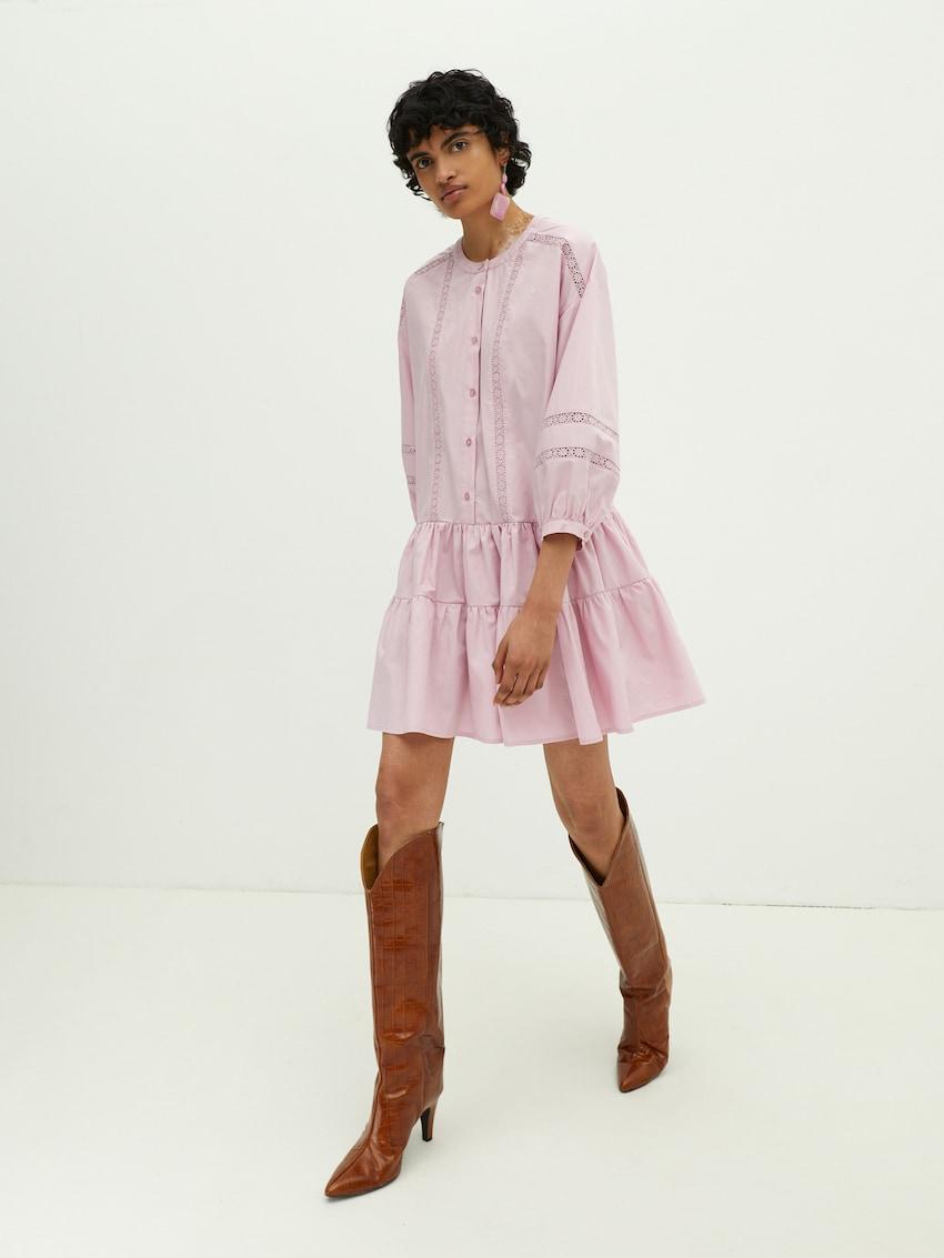 Kleid 'Despina' - (GOTS)
