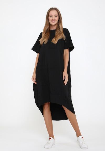 Madam-T Kleid 'Ashley' in schwarz, Modelansicht