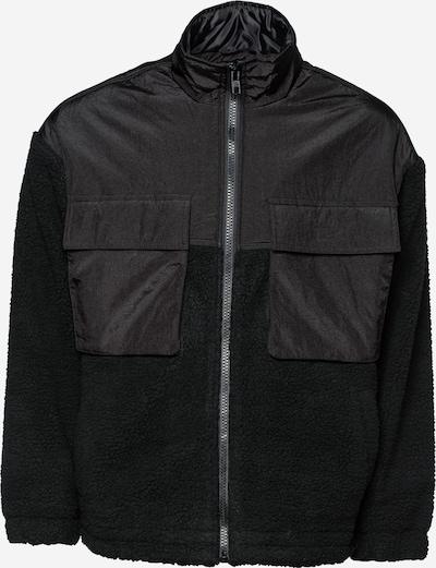 Mennace Flisová bunda - čierna, Produkt