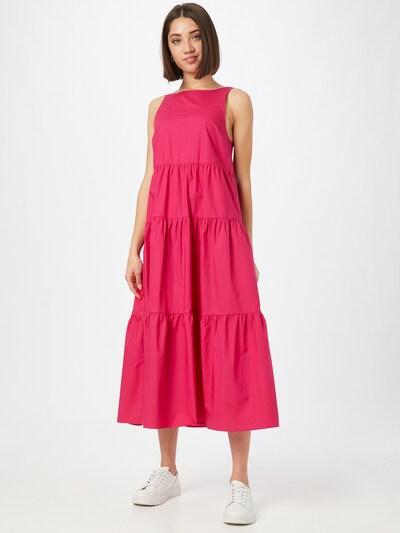 PATRIZIA PEPE Jurk in de kleur Pink, Modelweergave
