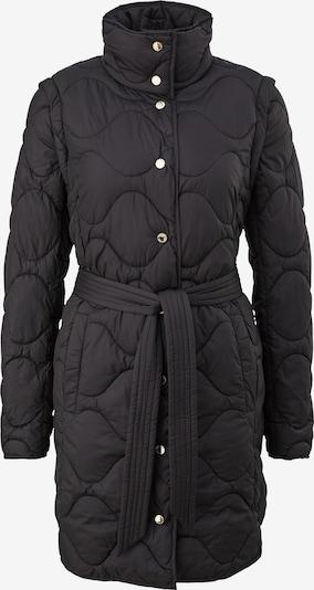 COMMA Between-Seasons Coat in Black, Item view