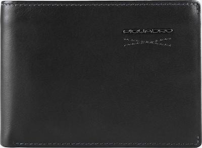 Piquadro Wallet 'Obidos' in Black, Item view